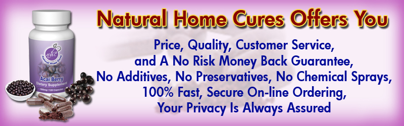 Natural Home Cures Freeze Dried Acai Berry - Your Trusted Source For Quality Products