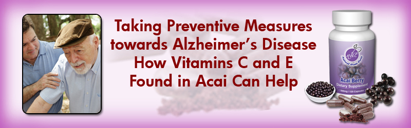 Taking Preventive Measures Towards Alzheimer's Disease