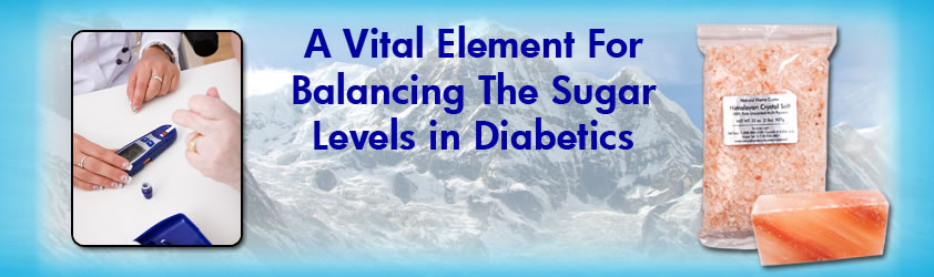 Vital Element For Balancing Sugar Levels In Diabetics