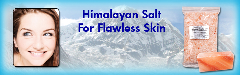 Eliminate Your Acne and Psoriasis Problems Forever With Natural Home Cures Himalayan Crystal Salt