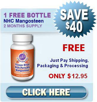 1 Free Bottle Mangosteen