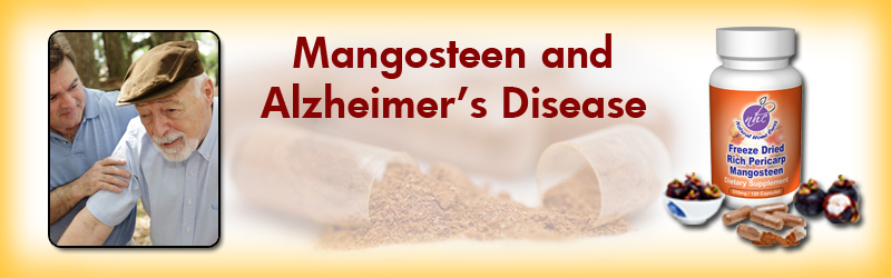 Natural Home Cures Freeze Dried Rich Pericarp Mangosteen For Alzheimer's